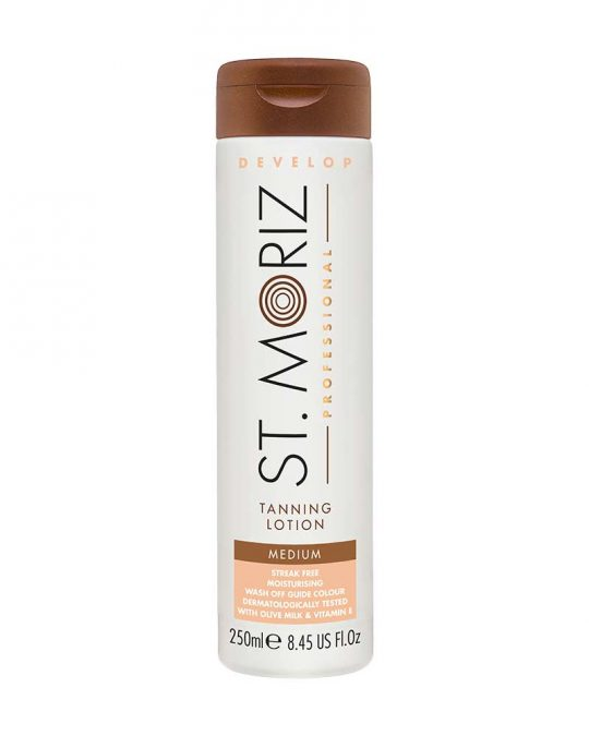 St. Moriz Professional Instant Lotion Medium