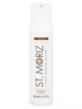 St. Moriz Professional Tanning Mousse Medium