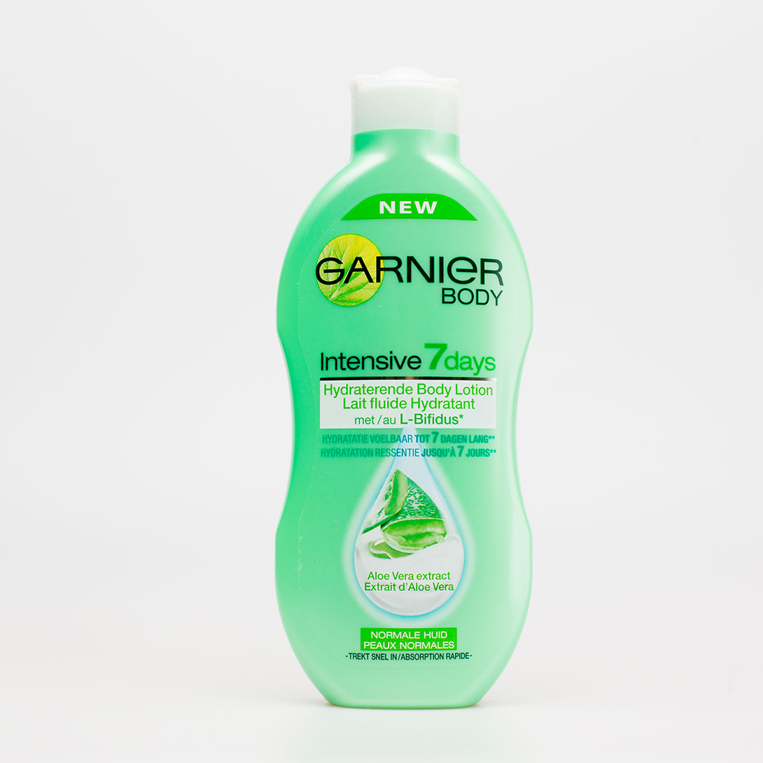 garnier intensive 7 days bodymilk aloe vera captain tan. Black Bedroom Furniture Sets. Home Design Ideas