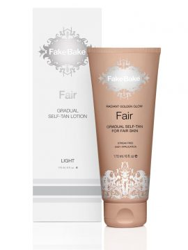 Fake Fair Radiant Glow Fair Gradual Lotion
