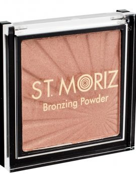 St. Moriz Bronzing Powder Bronzed Beauty