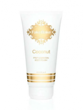 fake bake body polish coconut