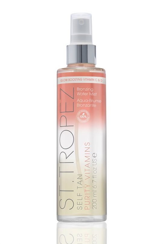st tropez purity vitamins mist