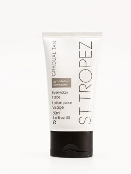 St. Tropez Everyday Face Light Medium