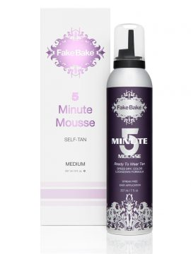 Fake Bake 5 Minute Mousse