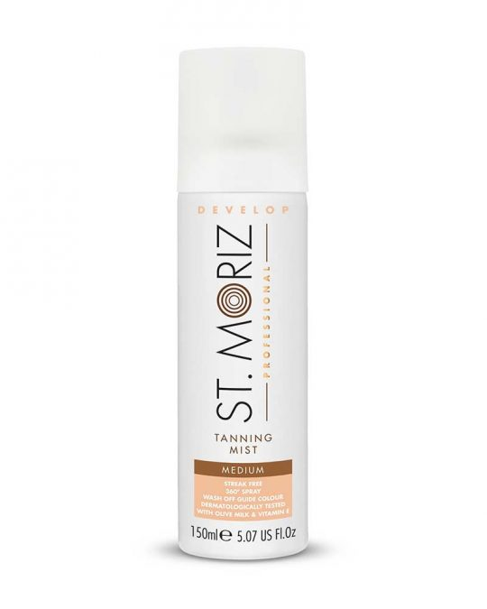 St. Moriz Professional Tanning Spray Medium