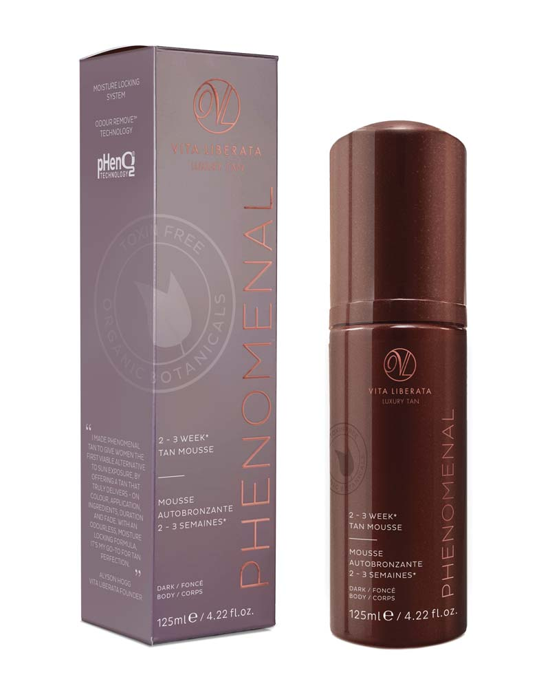 Vita Liberata pHenomenal Dark Mousse