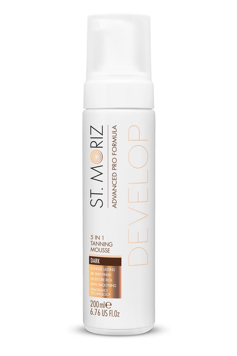 St. Moriz APF 5 in 1 Dark Mousse