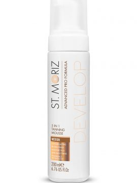 St. Moriz APF 5 in 1 Medium Mousse