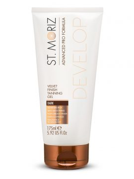 St. Moriz APF Velvet Finish Gel Dark