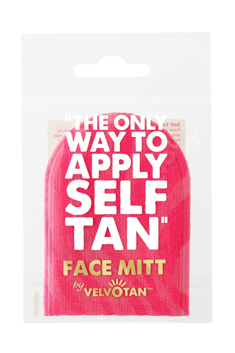 how to use a tanning mitt