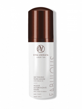 Fabulous Self Tanning Tinted Mousse Dark