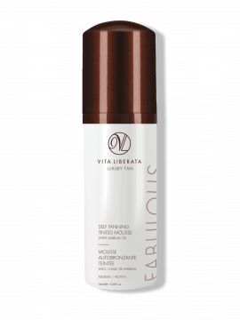 Fabulous Self Tanning Tinted Mousse Medium