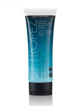 St. Tropez Gradual Tan In Shower Lotion Medium
