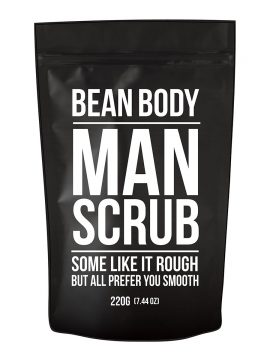 Bean Body Coffee Scrub MAN