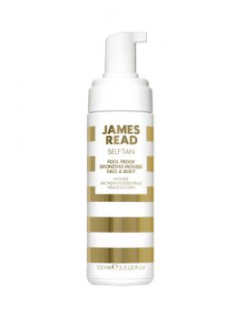 James Read Fool Proof Bronzing Mousse