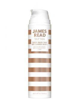 James Read Sleep Mask Tan Go Darker Body