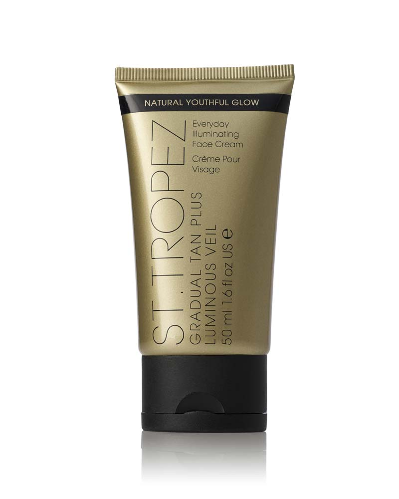 St.Tropez Gradual Tan Plus Luminous Veil Face Cream