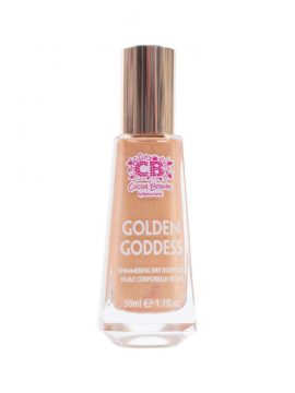 Cocoa Brown Golden Goddess Shimmer Oil