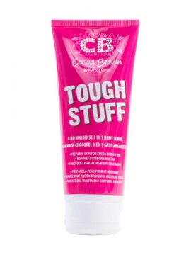 Cocoa Brown Tough Stuff 3 In 1 Body Scrub