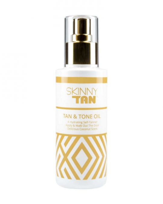 Skinny Tan Tan and Tone Oil