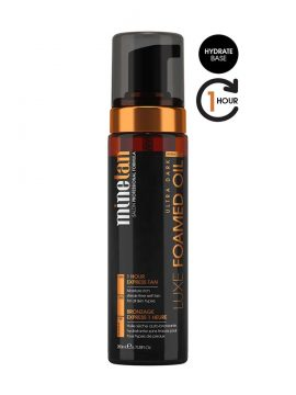 Mine Tan Luxe Foamed Oil Ultra Dark
