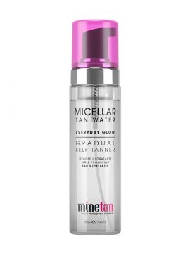 Mine Tan Micellar Water Moisturizing Everyday Glow