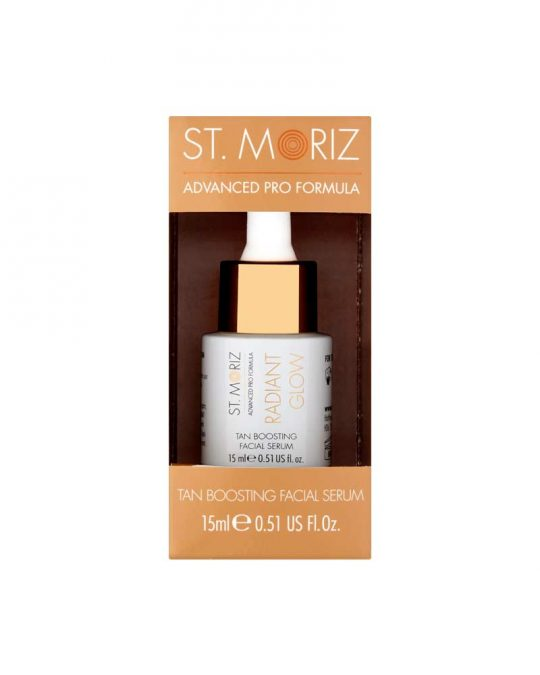 St. Moriz APF Tan Boosting Facial Serum