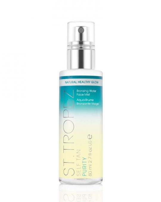 St. Tropez Purity Face Mist
