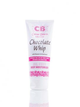 Cocoa Brown Chocolate Whip Oil Free Moisturizer