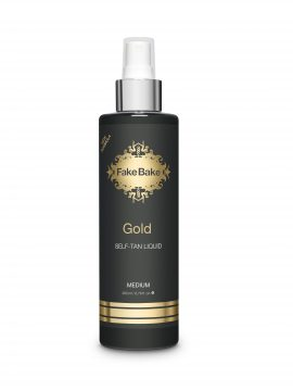 Fake Bake gold
