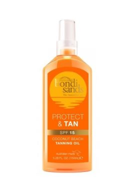 Protect & Tan oil Bondi Sands