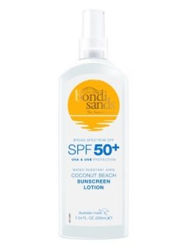 Bondi Sands Sunscreen SPF50 Lotion Spray