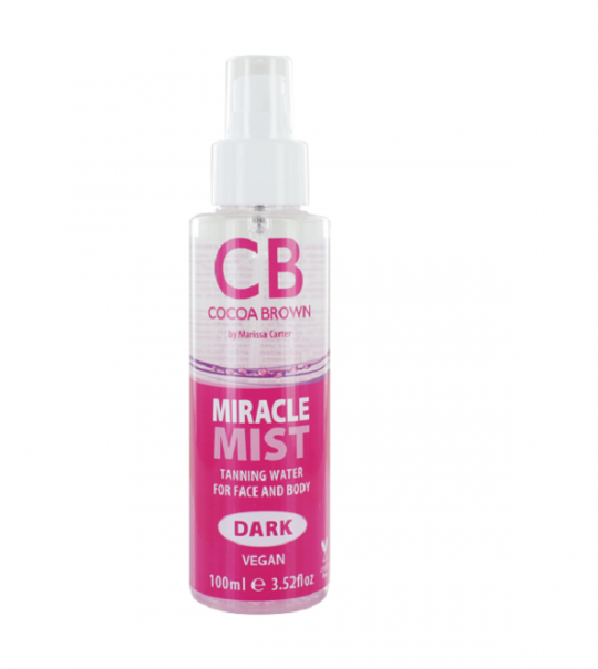 Cocoa Brown Miracle Tanning Water Mist Dark